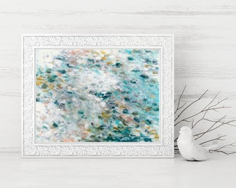Abstract Digital Print, Instant Download, Abstract Expressionist Painting, Contemporary Art Home Decor, Modern Wall Art, 9x12 Printable