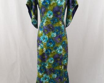 1960's Paradise Hawaii Dress