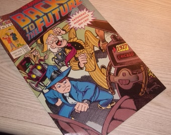 Back to the Future Comic Book