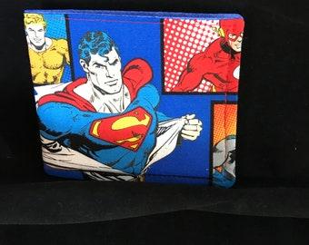 Child's Wallet - Superman (BRG)