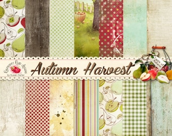 Autumn Harvest Papers