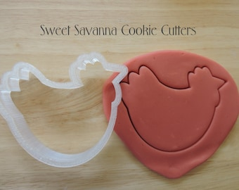 Hen - Chicken Cookie Cutter