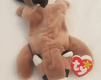 Ty Beanie Baby RINGO The Raccoon