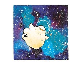 Birdblob in Space