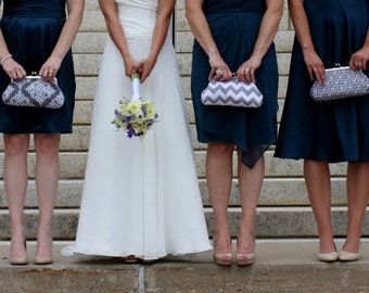 Bridesmaid Clutch, Bridesmaid Proposal,