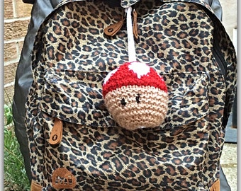 Bag charm:Supper mario brothers