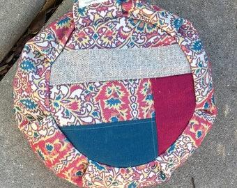 Zafu meditation pillow -  Nina
