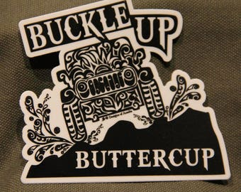 Stickers & Button Pins