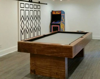 Ft Pool Table With Company Conference Table Great For - Pool table conference table