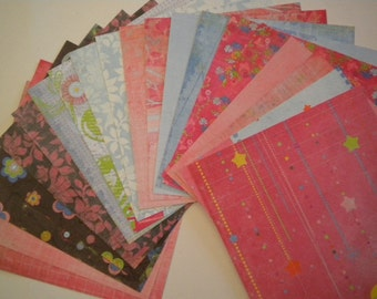6x6 paper About a Girl Pack by Fancy Pants Designs