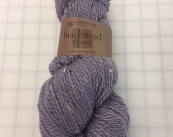 Plymouth Yarn - Homestead color #526 Thistle Tweed