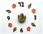 Forest clock Nature inspi...