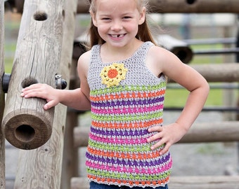 Crochet tank pattern, crochet tank pattern, summer, spring, permission to sell, crochet tank top, crochet, girls top pattern, easy