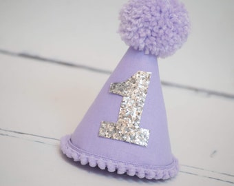 Girls birthday hat/cake smash prop
