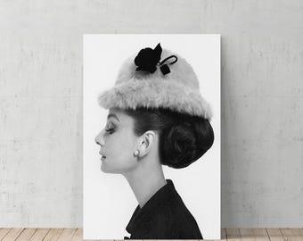 Audrey Hepburn Art Etsy