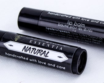 Natural Hydrating Lip Balm  (unflavored)