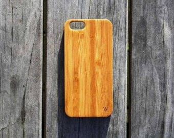Black Bamboo CoverLover Iphone 5