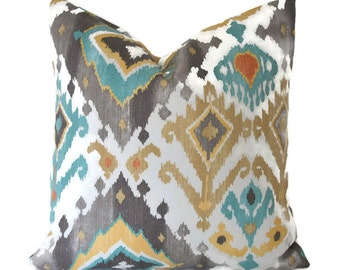 Outdoor Pillows Outdoor Pillow Covers Decorative Pillows ANY SIZE Pillow Cover Mill Creek Outdoor Lavezzi Tahoe