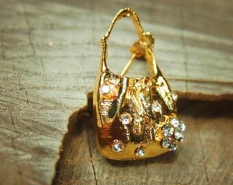 Handbag Brooch #5305