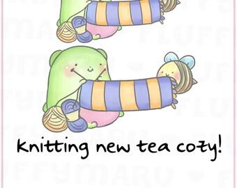 Knitting Sprinkles    Planner Stickers, Cute Stickers for Erin Condren (ECLP), Filofax, Kikki K, Etc.    STB42