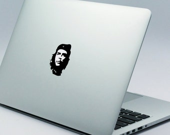 "CHE GUEVARA MacBook Decal Sticker fits 11"" 13"" 15"" and 17"" models"