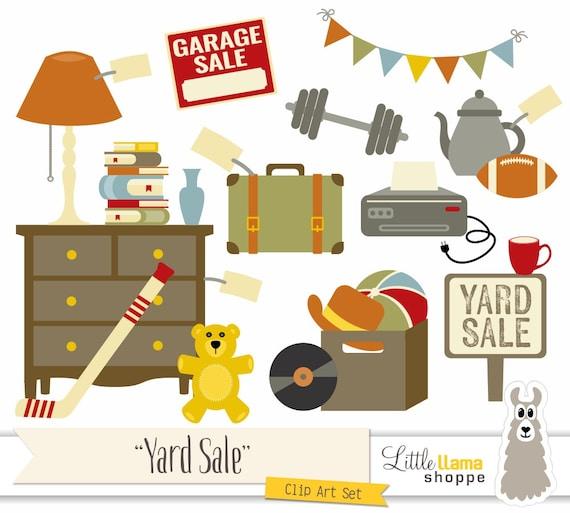 Yard Sale Clipart Garage Sale Clip Art Rummage Sale Clip