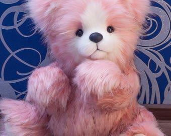 Antonio pluche teddybeer (op bestelling gemaakt)