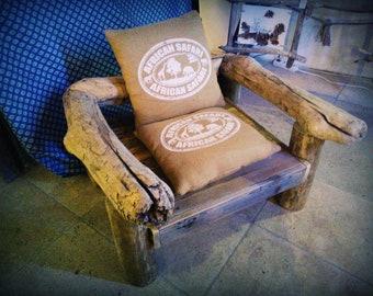 DRIFTWOOD wood Chair