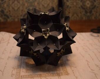 Origami Columbine Kusudama