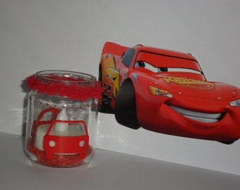 Child's tea light jar