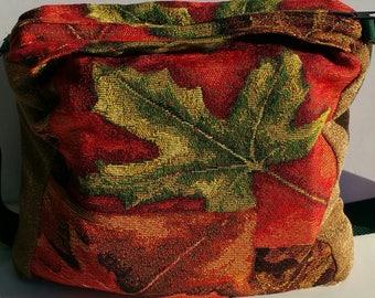 Autumn Shoulder or Cross Body Bag