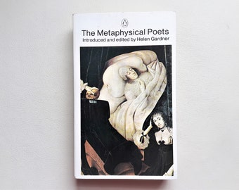 The Metaphysical Poets - 1984 - Penguin Book - Paperback - Second hand books