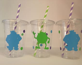 Monsters inc party, Monster Party, Monsters Inc Birthday Party
