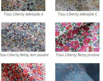 Fabrics for your custom confections