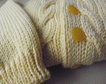 kid jacket merino soft wool
