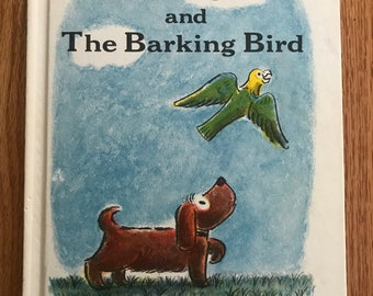 Benjy and the Barking Bird by Margaret Bloy Graham (Hardcover, 1971)