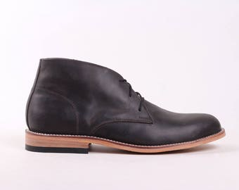Chukka Boot (Chocolate)
