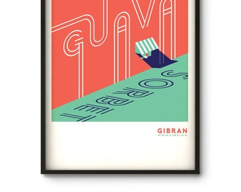 Guava Sorbet Art Print