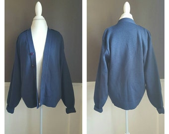SALE Vintage Knitted Cardigan