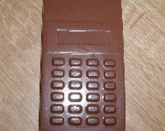 Calculator Chocolate Mold