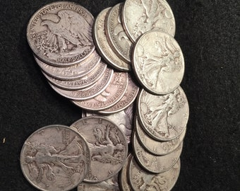 Walking liberty half dollars 9.99 each!!  Inv517