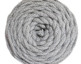Cotton Air 100% natural cotton light grey