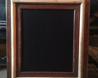 Rustic Chalkboard, Antique chalkboard, Vintage chalkboard, Large Framed Chalkboard, Kitchen chalkboard, Farmhouse Decor, Framed chalkboard