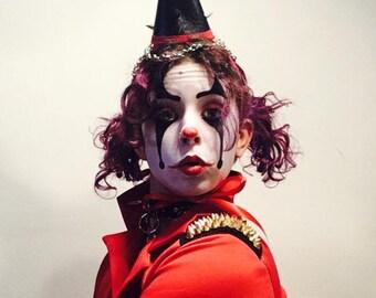 Punk Clown Fetish Hat