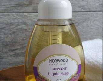 Liquid Soap, Soap, Natural Soap, Handmade Soap, Artisan Soap, Olive Oil Soap, Clean, Moisturizing Soap, Lavender Soap, Guest Soap, Natural