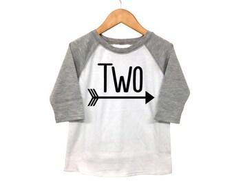 Boys 2nd Birthday Shirt, Two Birthday Shirt, 2nd Birthday Shirt Boy, Second Birthday Shirt Boy, Raglan Birthday Shirt, Boy Birthday Outfit