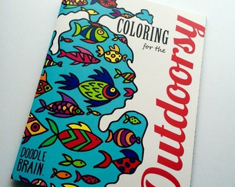 Coloring for the Outdoorsy