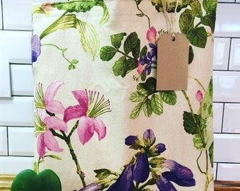 Beautiful Totebag Floral Handmade