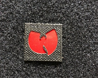 """Wu-Tang 1"""" Cordura Ranger Eye Morale Patch 4 Colors to Choose From"""