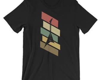 Classic Rock Shirt | Rock Guitar Shirt | Guitar T-Shirt | Vintage Guitar Shirt | Rock N Roll Shirt | Guitarist Gift | Rock Shirt